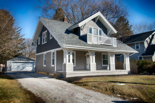 Sears Catalog Craftsman Home - Craftsman - Exterior - Other - by Residential & Commercial ...