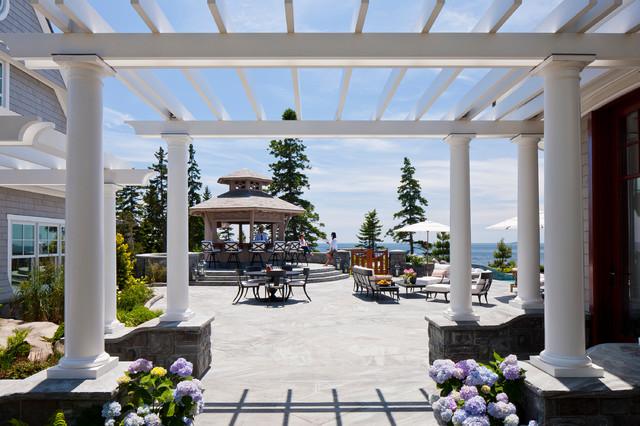 Seascape Outdoor Living Traditional Exterior