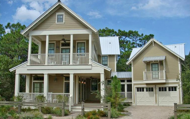 Seaside Florida Vacation Rental Homes Traditional