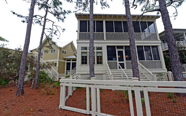 Seaside Florida Vacation Rental Homes traditional-exterior