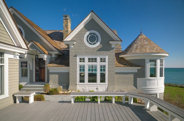 Perfect Victorian Exterior By Jan Gleysteen Architects, Inc