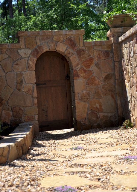 Secret Garden mediterranean-exterior