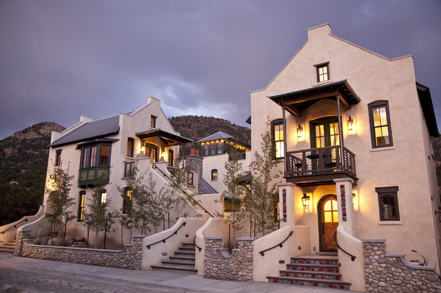 Selby House traditional-exterior