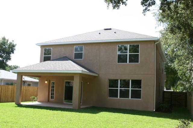 Seneca floorplan traditional exterior tampa by for Seneca custom homes