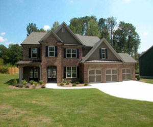 Serenity estates by stonecrest homes traditional for Stonecrest builders