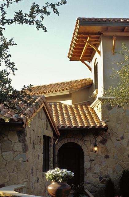 Seven Oaks traditional-exterior