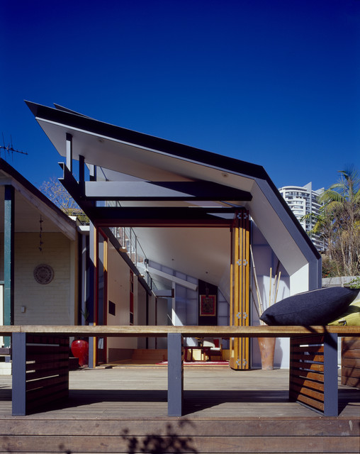Sewell House Contemporary Exterior Sydney By Sam