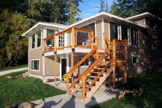 Shawnigan Lake House Reno