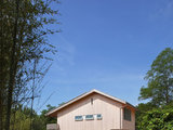 contemporary exterior Houzz Tour: New Twists for a Traditional New York Saltbox (15 photos)