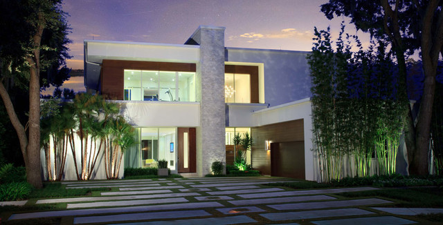 Contemporary Home Miami
