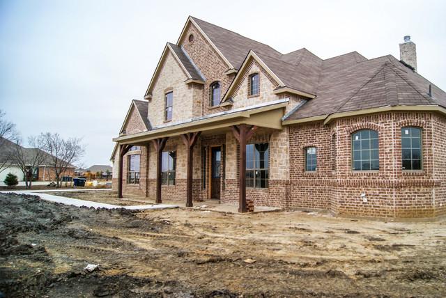 Shermer Residence traditional-exterior