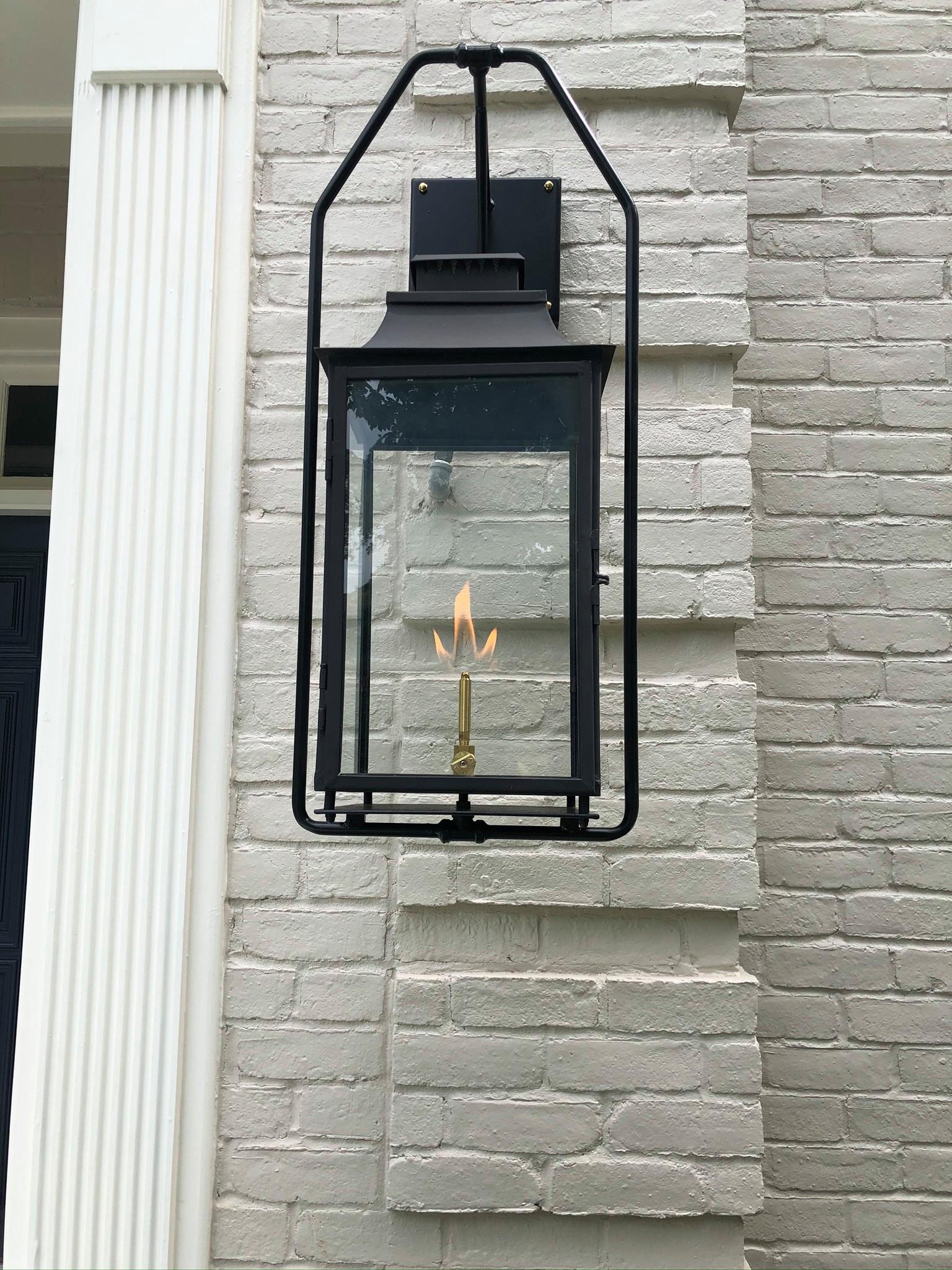 Sheryl's Del Monte Gas Lantern