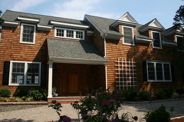shingle style cottage