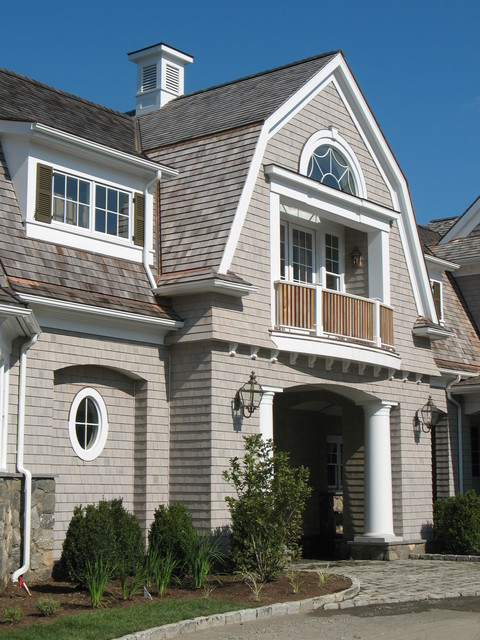 SHINGLE STYLE - Victorian - Exterior - other metro - by JMKA ...
