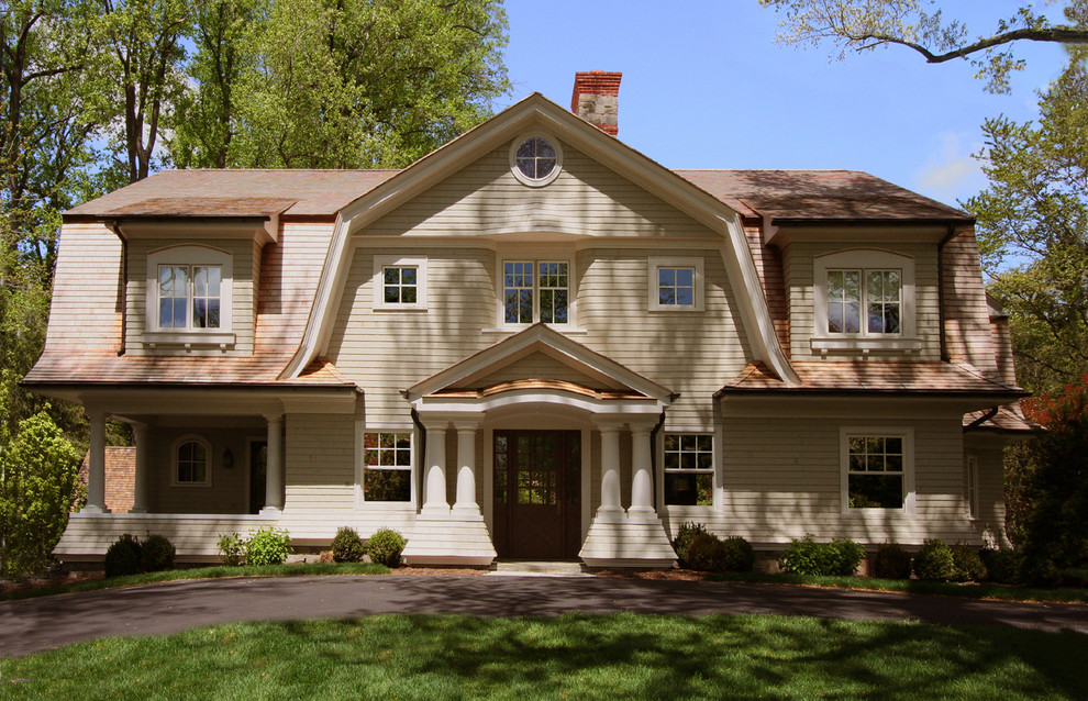 shingle style private residence