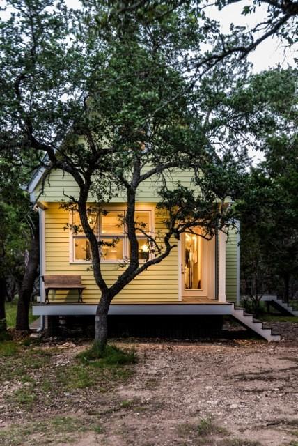 Shot-Trot house in Wimberley