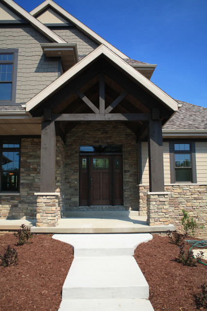 Showcase Of New Homes Traditional Exterior Other