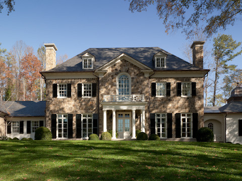 Shutters Traditional Exterior Atlanta By All About