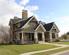Side Exterior craftsman-exterior