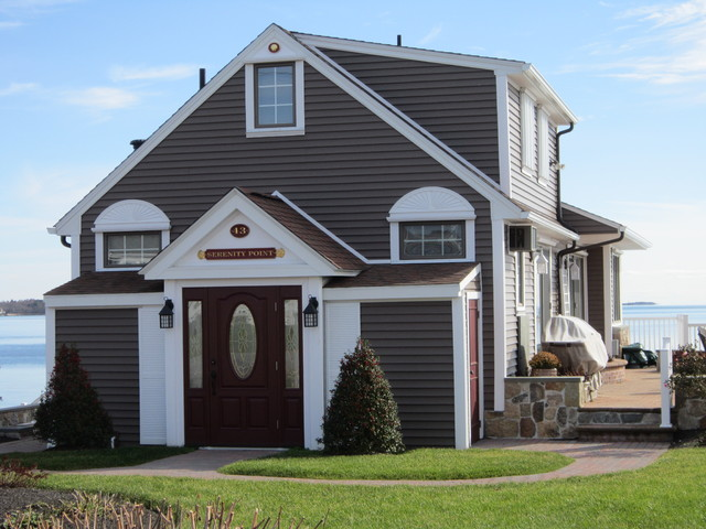 Siding - Traditional - Exterior - bridgeport - by Bartlett ...