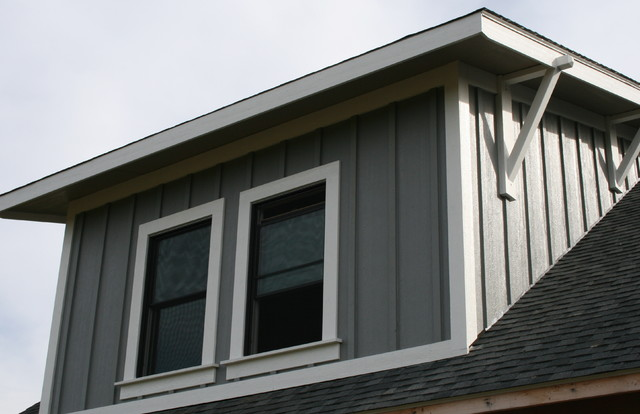 Siding On Shed Dormer Traditional Exterior Other