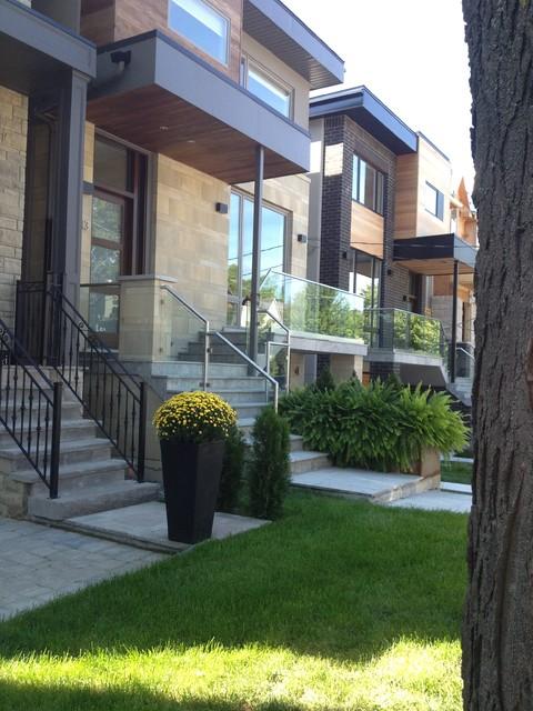 Sierra Homes Modern Exterior Toronto By Barber Glass