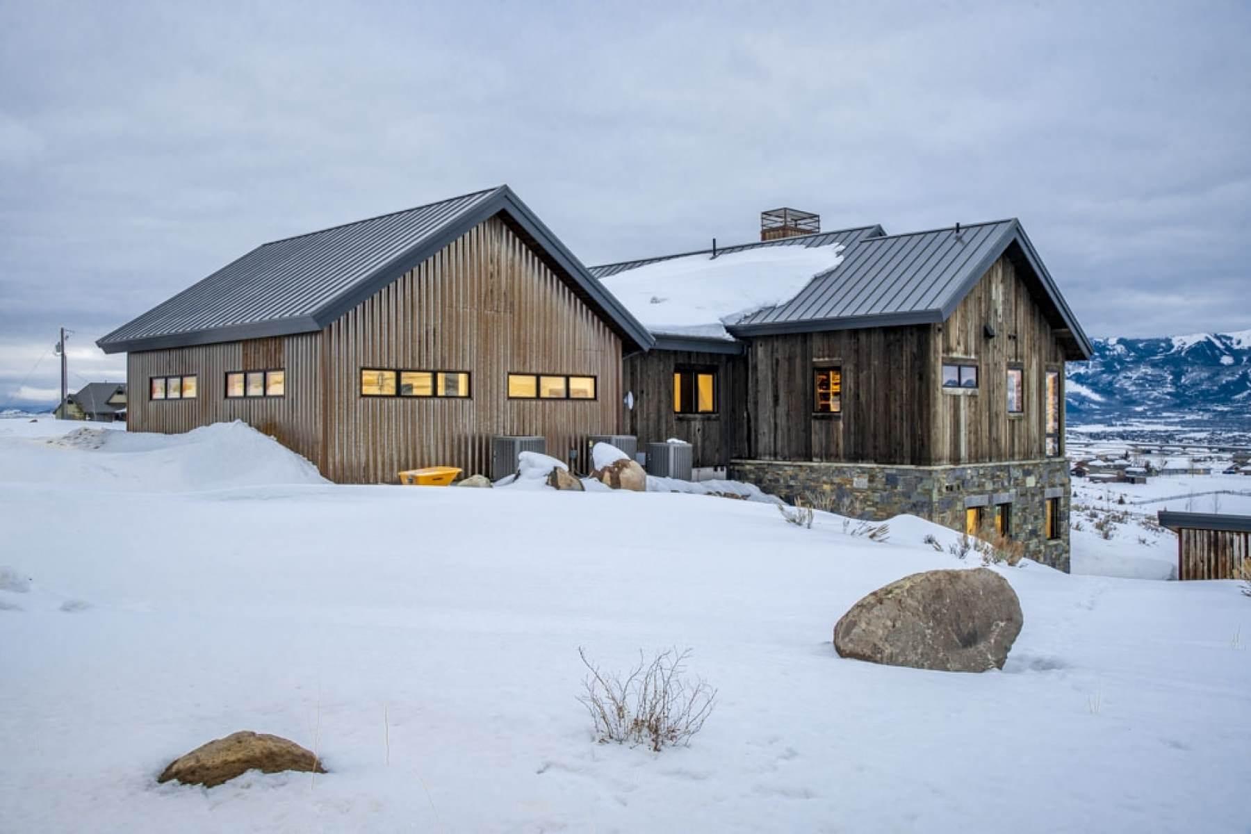 Silver Creek Residence