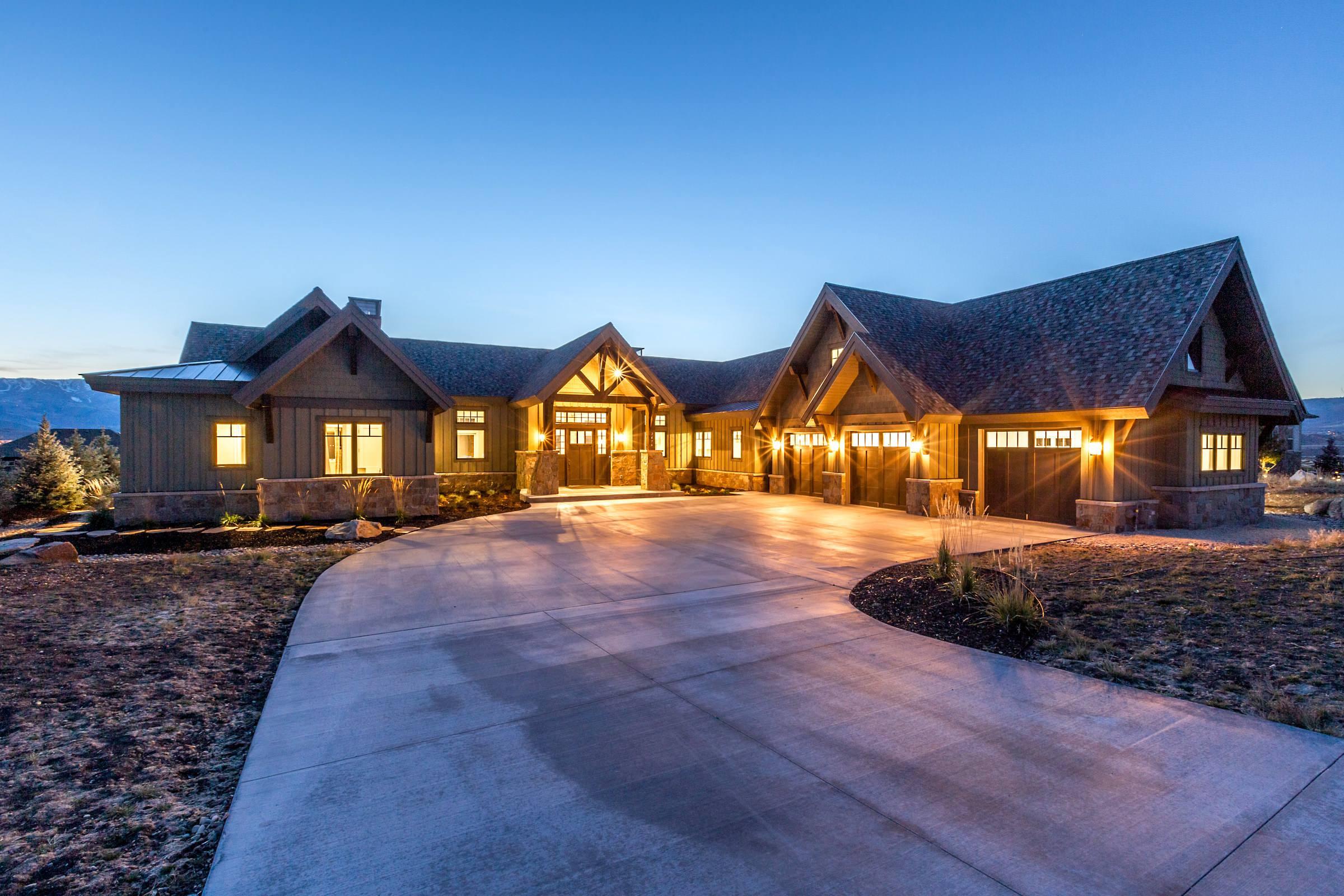 Silver Gate Ranches, Park City, Utah