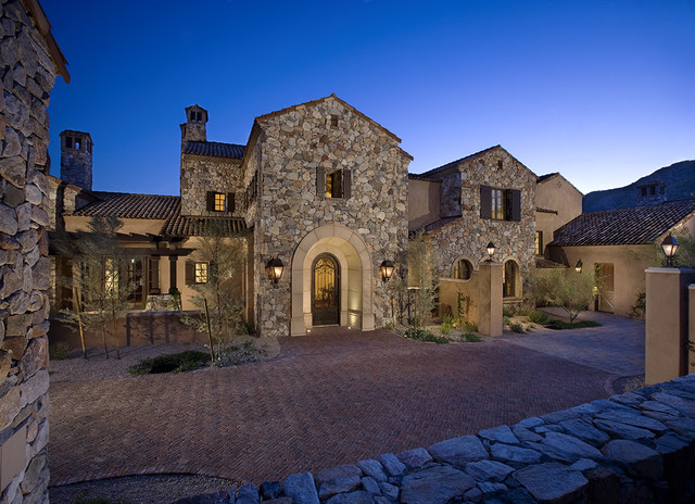 Silverleaf tuscan for Tuscan exterior design