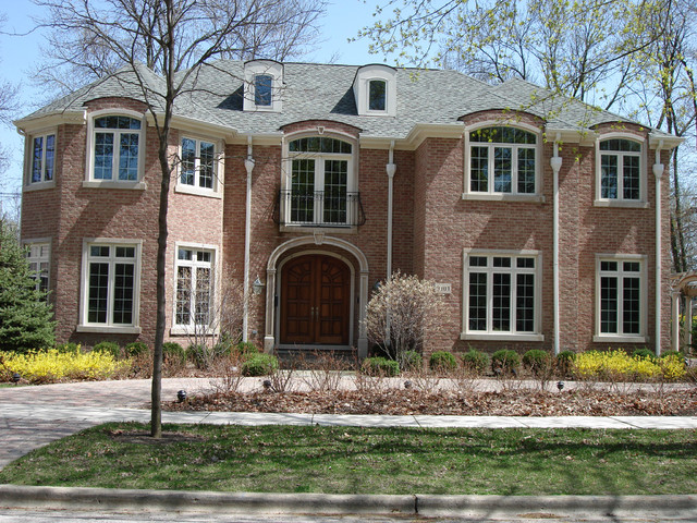 Skokie Keystone traditional-exterior