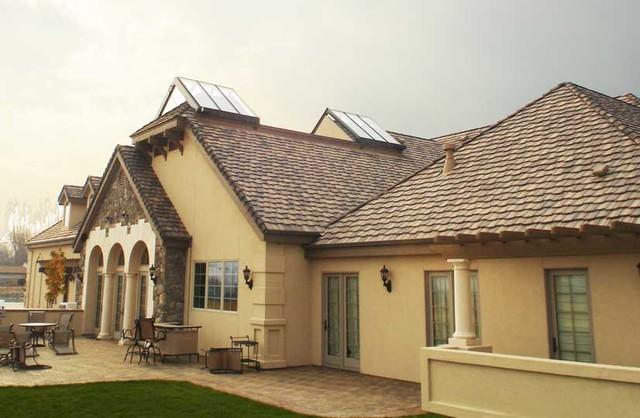 Skylights for Piani casa hacienda
