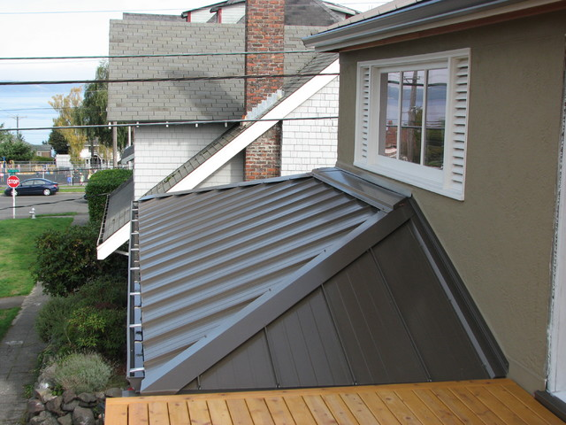 Amazing Skyline Metal Roofing Contemporary Exterior