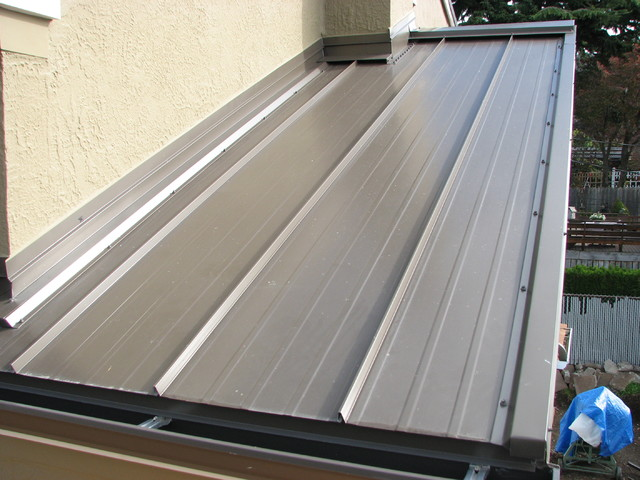 Skyline Metal Roofing Contemporary Exterior