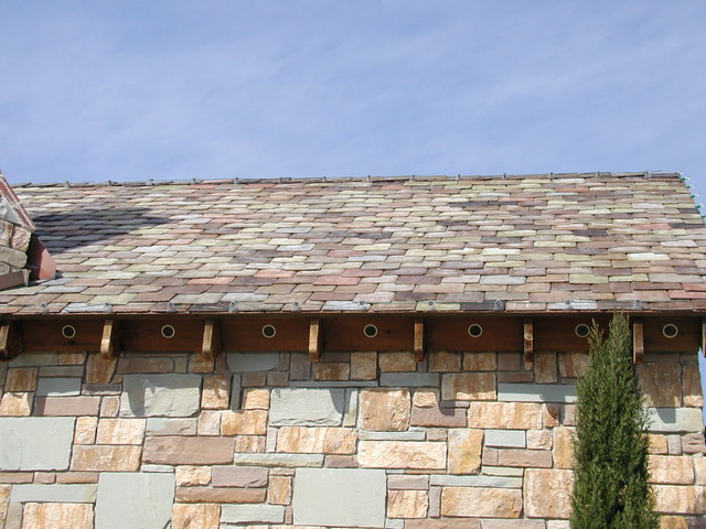 Slate Select Roofing Traditional Exterior Dallas By Scott Exteriors