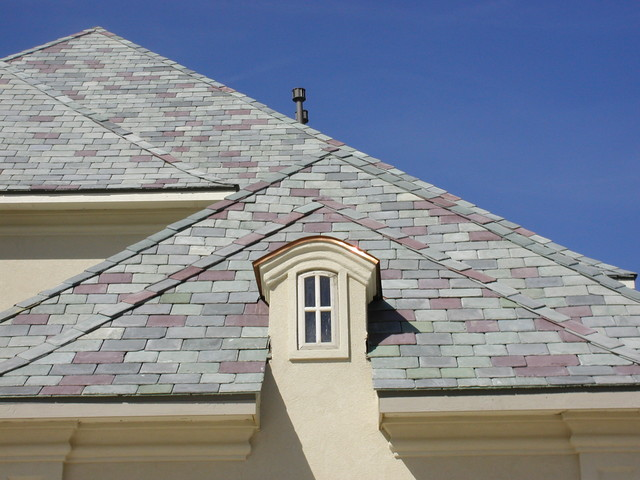 Slate Select Roofing Traditional Exterior