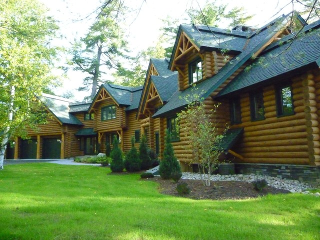 Sleepy Hollow Point traditional-exterior