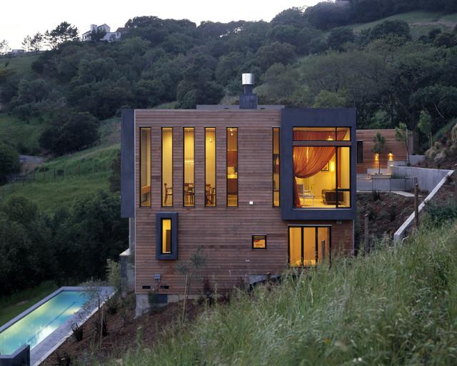 Sleepy Hollow Residence modern-exterior