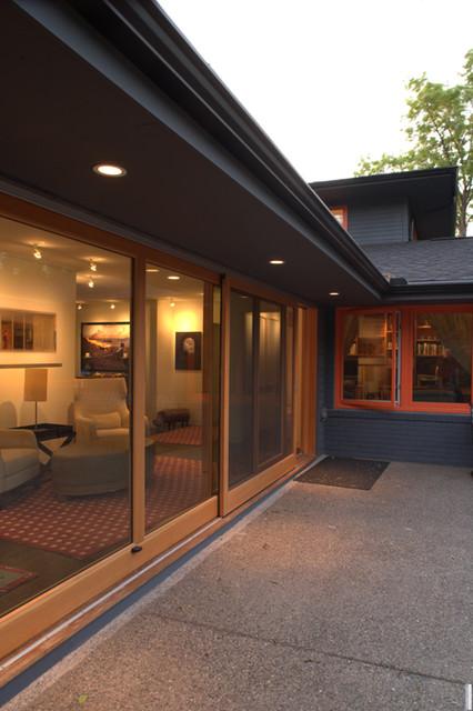 The Art Ranch contemporary-exterior