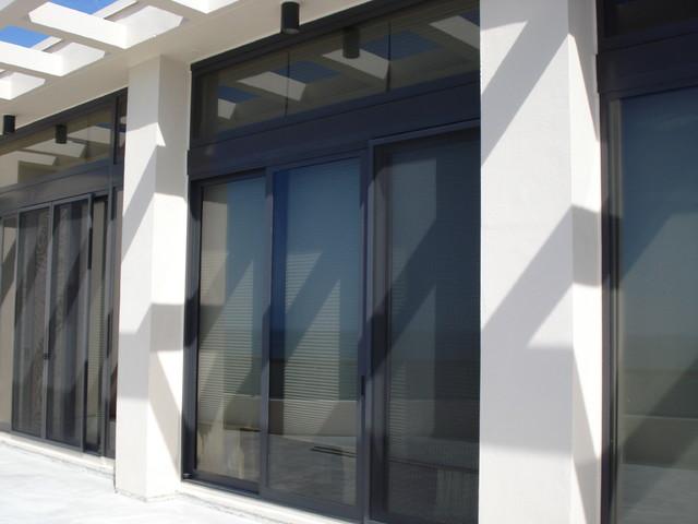 Sliding Glass Doors - EFCO contemporary-exterior & Sliding Glass Doors - EFCO Pezcame.Com