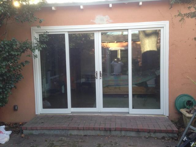 Sliding patio doors for Exterior sliding doors