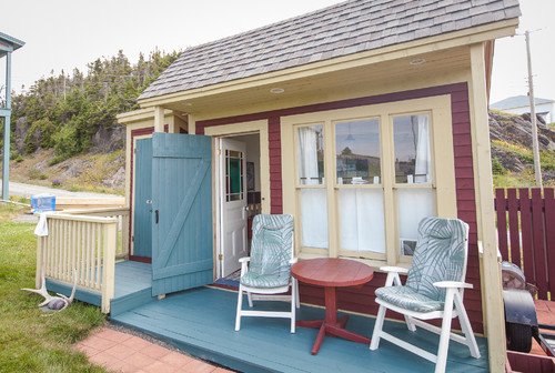 Small Space Living in Outport Community, Port Rexton