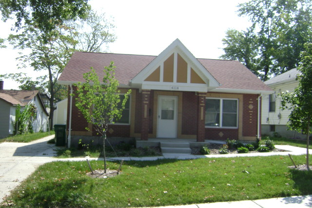 Small Starter Homes Traditional Exterior Other By