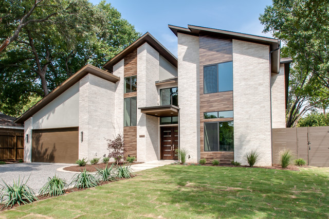 Smolensky Project Modern Exterior Dallas By Classic Urban Homes