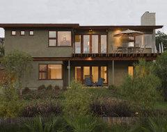 Solana Beach Residence contemporary-exterior