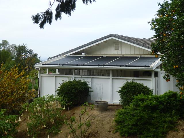 Solar Panels traditional-exterior