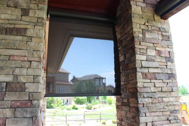 Solar Shadings traditional-exterior