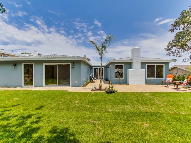 Soledad Mountain Rd La Jolla Ca Remodeled Home traditional-exterior