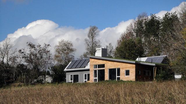 Solterre Concept House contemporary-exterior