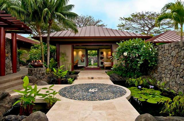 Soltz-Belas Residence tropical-exterior