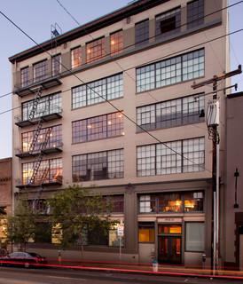 Soma Loft Industrial Exterior San Francisco By Ccs